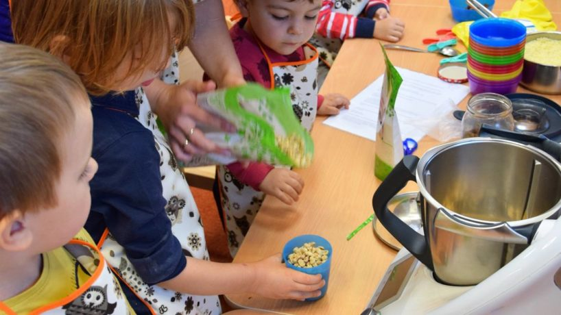 Healthy cooking workshops